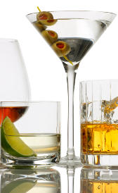 Imágen de bebidas con alcohol